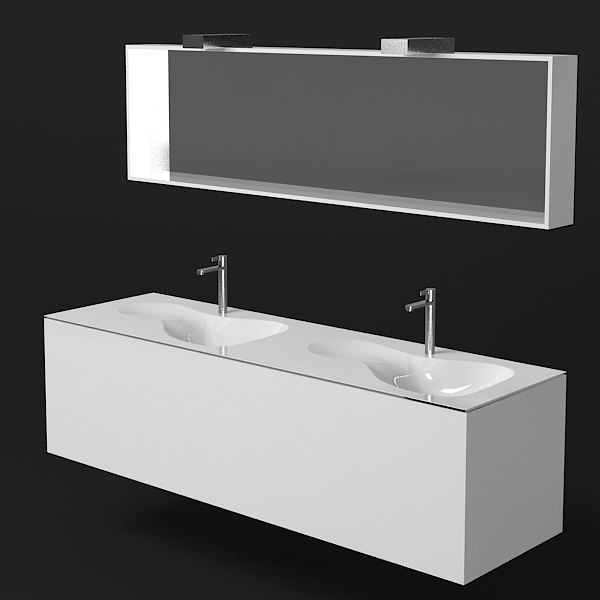 Antonio lupi modern contemporary double sinki lavatory bathroom furniture feet regolo.jpg